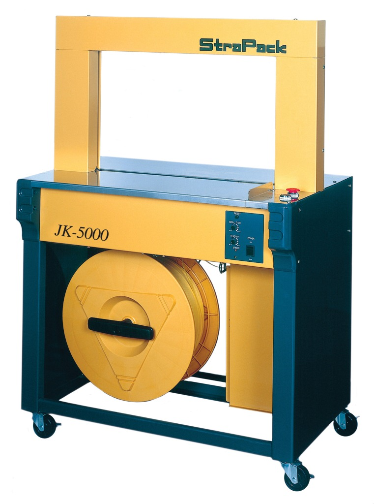 JK-5000 Automatic Strapping Machine, Strapping Machine, Banding Machine, Machine Strapping, Automatic Strapping Machine,
