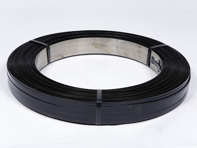 steel strapping oscillated
